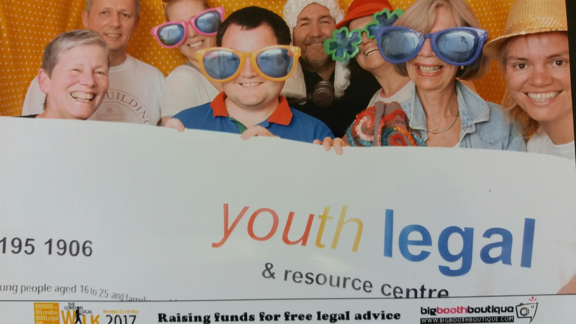 London Masons support Youth Legal and Resource Centre