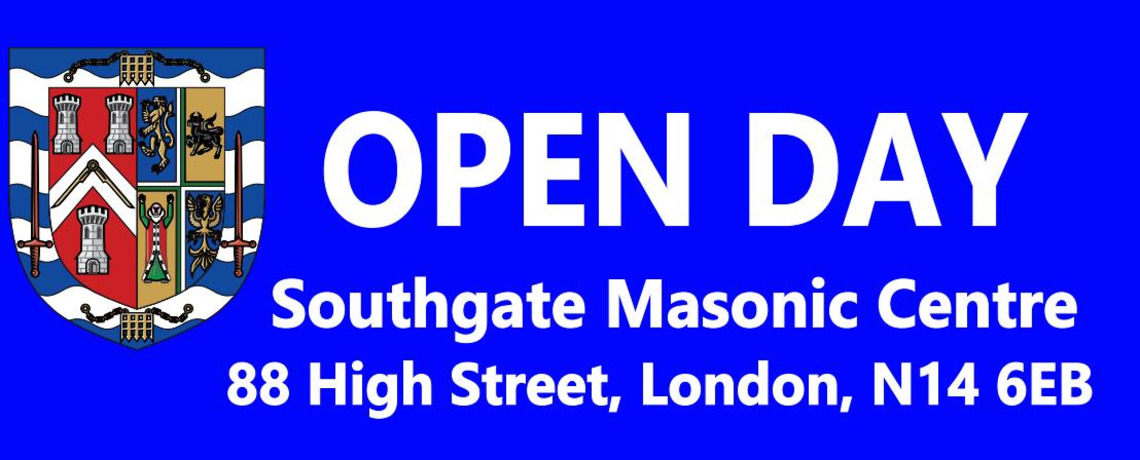 Southgate Masonic Centre Open Day