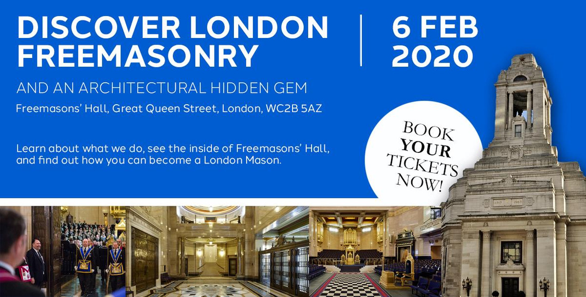 Discover London Freemasonry