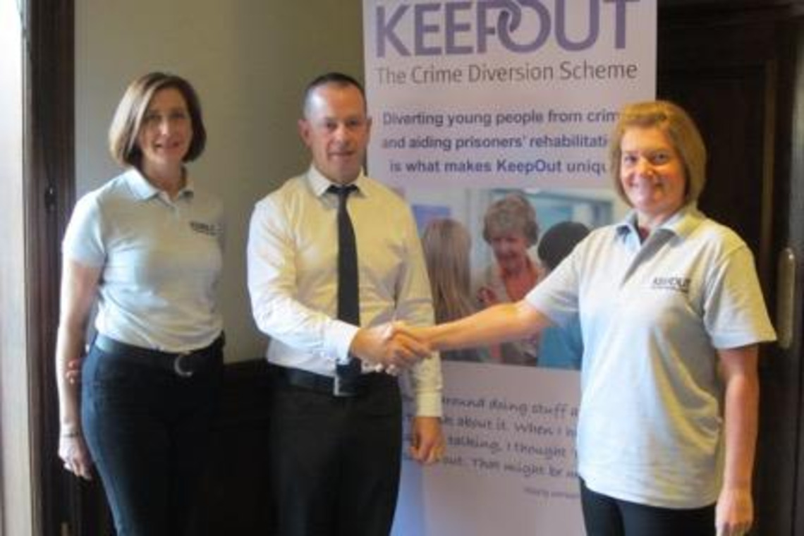 Keepout receives funding from London Masons