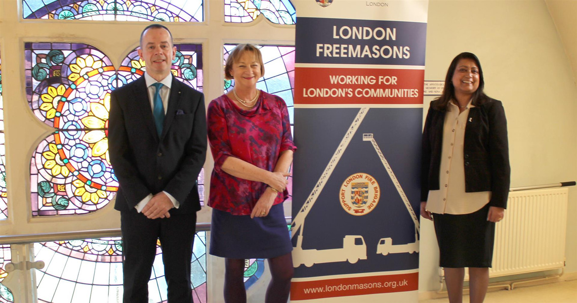 Breast cancer patients receive free financial advice thanks to London Freemasons