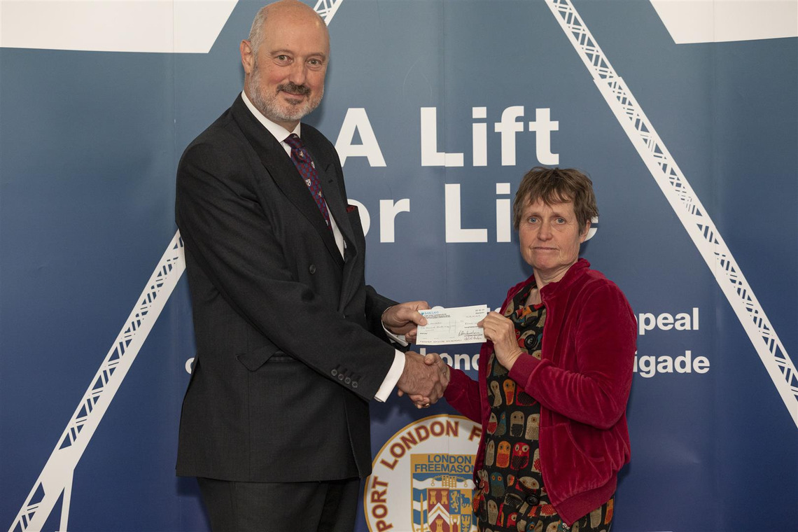 LONDON FREEMASONS HELPING TO IMPROVE LIFE FOR ALL